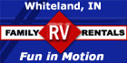 Family RV Rentals - Greenwood, Indiana