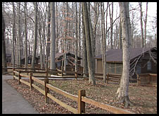 family housekeeping cabins