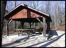 Deer Run Shelter House (reservable)